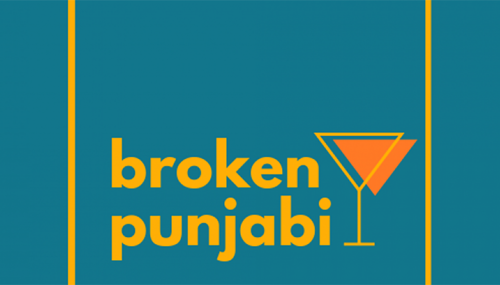Broken Punjabi logo