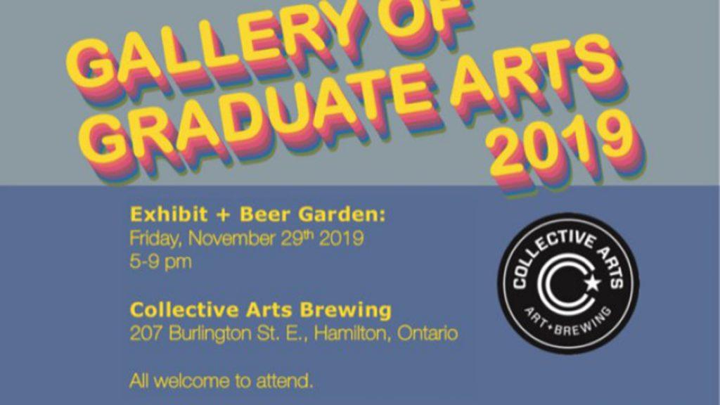 Gallery of grad art poster