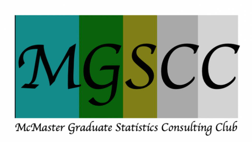 McMaster Graduate Stats Consulting Club logo