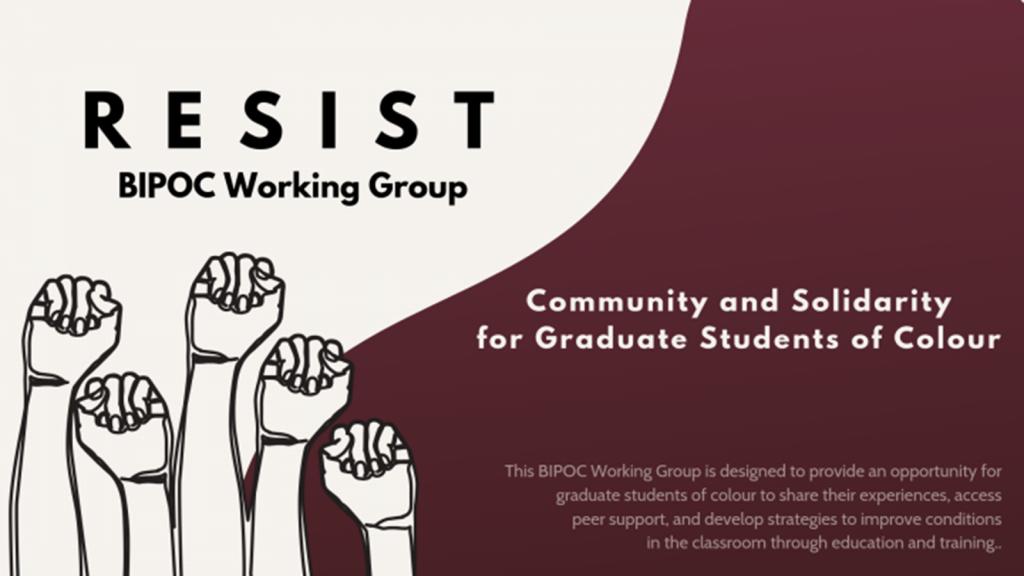 Resist BIPOC working Group