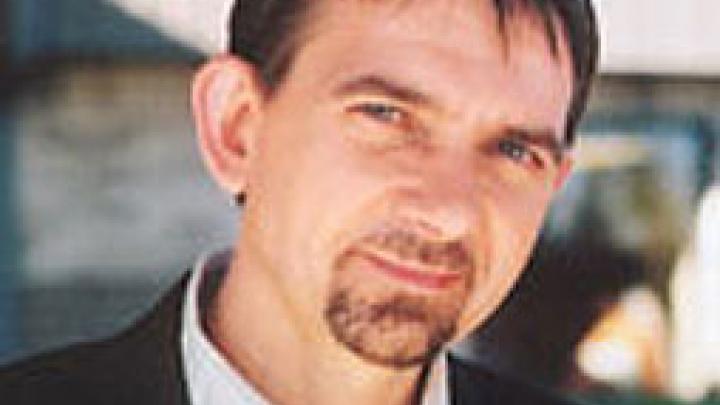 Imre Szeman, associate professor in the Department of English & Cultural Studies.