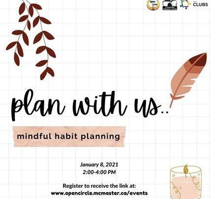 Plan with us: Mindful habit planning
